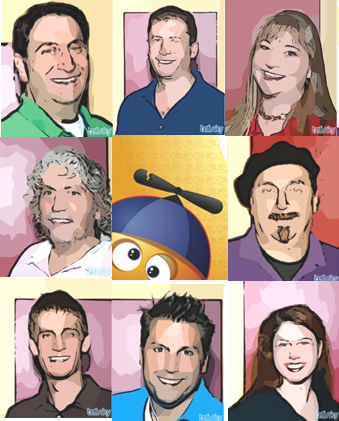 2011 Idiots           Matthew Krevat Wade Newhouse Romni Rossi John Vettel Mikey           West Brian Piper Kevin Roberge Laura Parker
